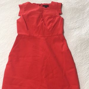 Jcrew dress size 0p nwot